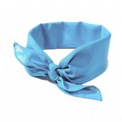 šátek do vlasů bandana jednobarevný 1961 (1)