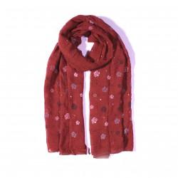 stylový šátek levně 2224 (1)