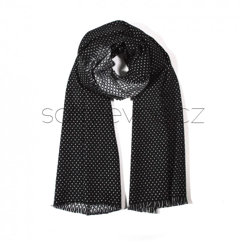 zimní šála deka 2280 (1)