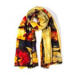 zimní šála deka 2289 (1)