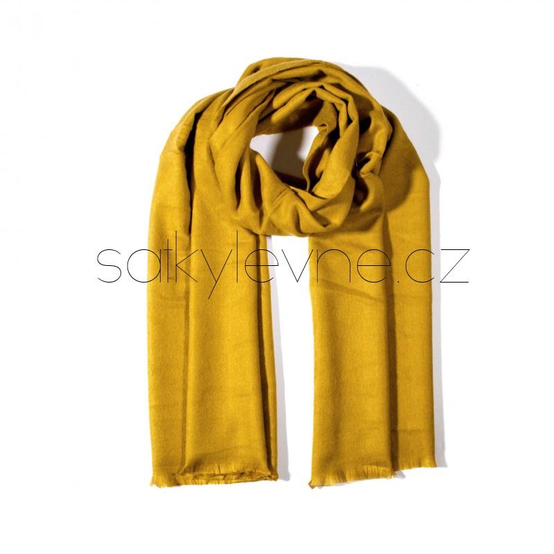 zimní šála deka 2297 (1)