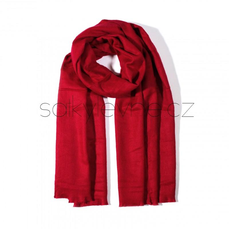 zimní šála deka 2299 (1)