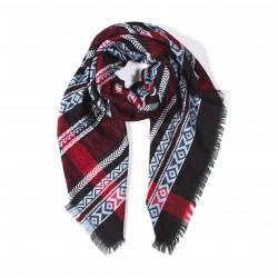 zimní šála deka 2304 (1)