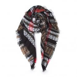 zimní šála deka 2305 (1)