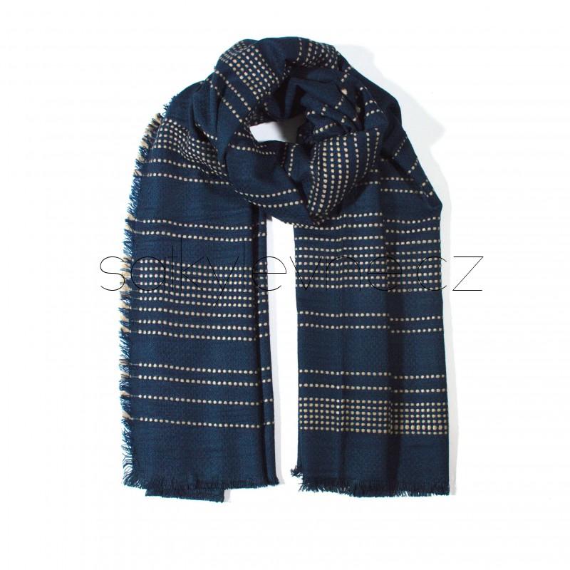 zimní šála deka 2310 (1)