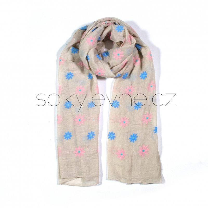 šátek na krk 2854 (1)