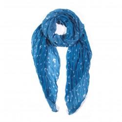 dlouhý šátek na krk kotvičky 2861 (1)