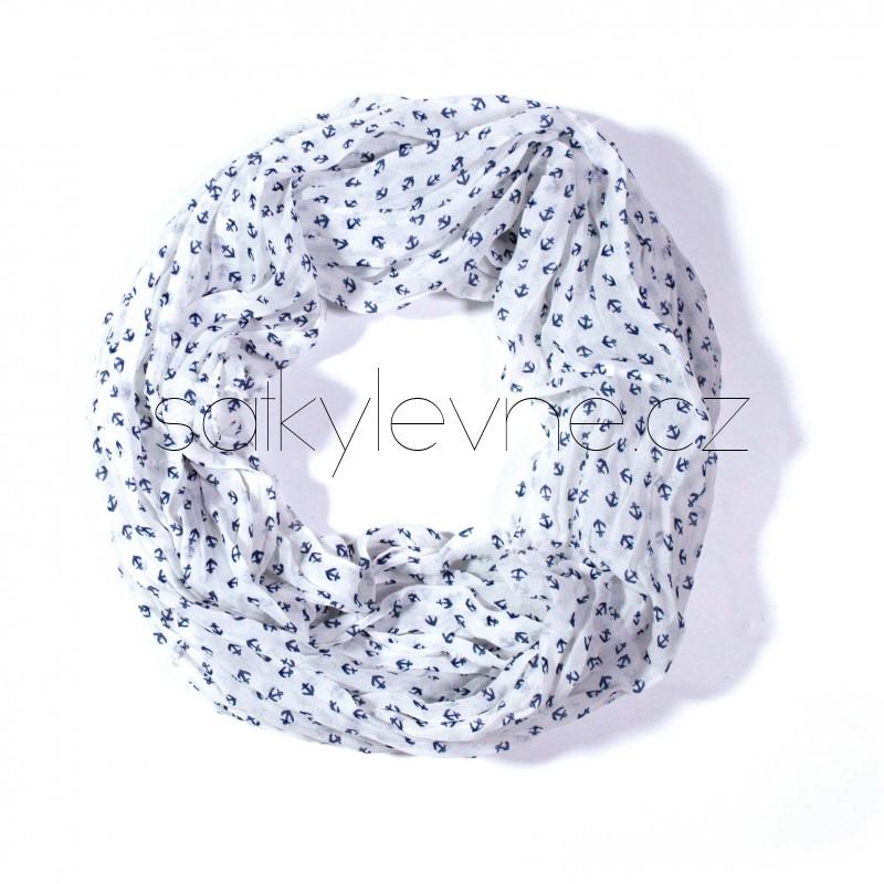 šátek na krk se vzorem dlouhý nekonečný 3020 (1) (1)