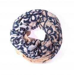 šátek na krk se vzorem dlouhý nekonečný 3034 (1) (1)