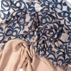 šátek na krk se vzorem dlouhý nekonečný 3034 (2) (1)