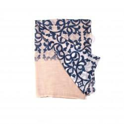 šátek na krk se vzorem dlouhý nekonečný 3034 (3) (1)
