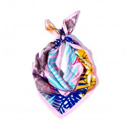 malý šátek na krk typu letuška  (23)