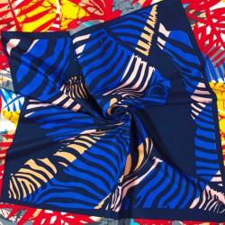 malý šátek na krk typu letuška  (26)