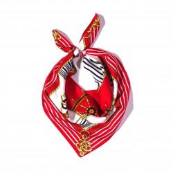 malý šátek na krk typu letuška  (71)