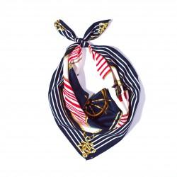 malý šátek na krk typu letuška  (73)