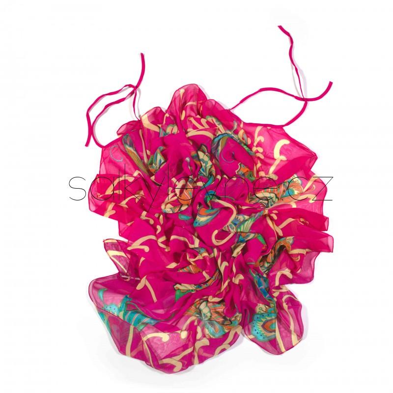 letní šátek přes plavky pareo (13) (1)