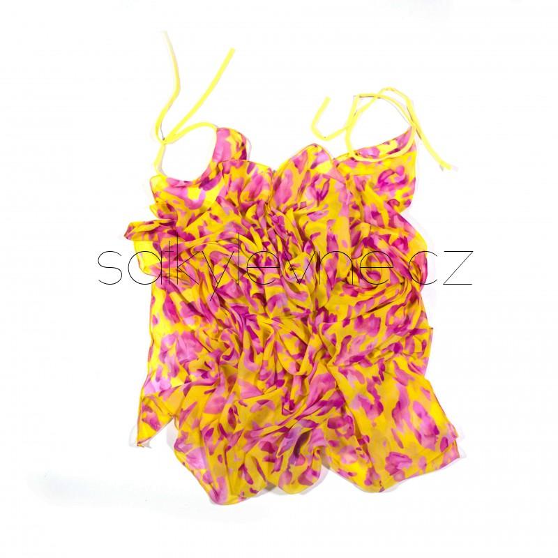 letní šátek přes plavky pareo (16) (1)