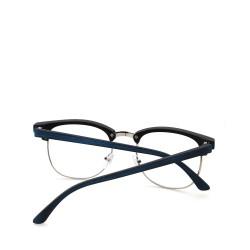 Sluneční brýle čirá skla coxes MODRÉ 3