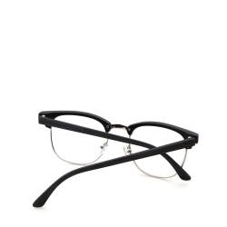 Sluneční brýle čirá skla coxes ŠEDÉ 3