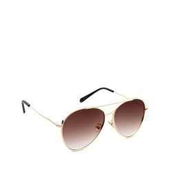 unisexové sluneční brýle pilot 22