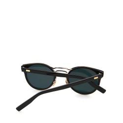 kulaté sluneční brýle stylové tmavá skla 9