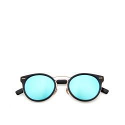 kulaté sluneční brýle stylové tmavá skla 15