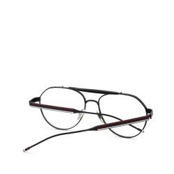 stylové obroučky s průhlednými skly bez dioptrií 4