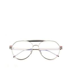 stylové obroučky s průhlednými skly bez dioptrií 15