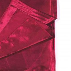saténové šátky jednobarevné 90cm 90cm  (21) (1)