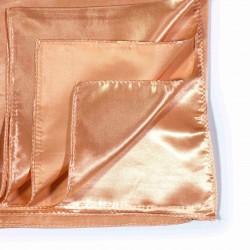 saténové šátky jednobarevné 90cm 90cm  (32) (1)