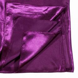 saténové šátky jednobarevné 90cm 90cm  (44) (1)