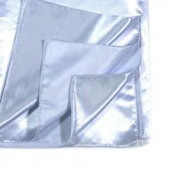 saténové šátky jednobarevné 90cm 90cm  (56) (1)