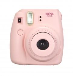 instatní fotoaparát instax fujifilm světle růžový instax mini 8 s pink (1)
