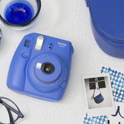 instatní fotoaparát instax fujifilm tmavě modrý instax mini 9 cobalt blue (5)