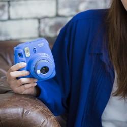 instatní fotoaparát instax fujifilm tmavě modrý instax mini 9 cobalt blue (6)