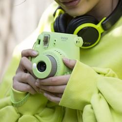 instatní fotoaparát instax fujifilm zelený instax mini 9 green (2)