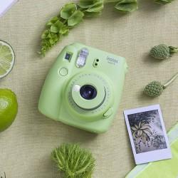instatní fotoaparát instax fujifilm zelený instax mini 9 green (3)