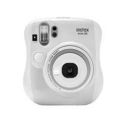 instatní fotoaparát instax fujifilm bílý instax mini 25 white  (1)