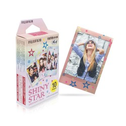 foto papír do instaxu mini colorfilm instax mini star 10 kusů shiny star 1 (2)