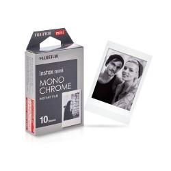 instatní fotoaparát instax fujifilm fotopapír černobílý rámeček 10ks mini black and white monochrome polaroid náplně (2)
