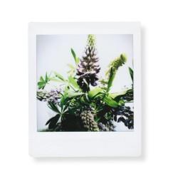 instatní fotoaparát instax fujifilm fotopapír white rámeček 10ks square white frame polaroid náplně (3)