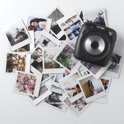 instatní fotoaparát instax fujifilm fotopapír white rámeček 10ks square white frame polaroid náplně (4)