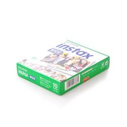 instatní fotoaparát instax fujifilm fotopapír white rámeček 10ks wide white frame polaroid náplně (4)