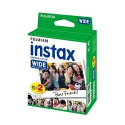 instatní fotoaparát instax fujifilm fotopapír white rámeček 20ks wide white frame polaroid náplně (5)