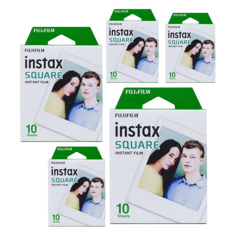 zvýhodněná balení instax square film 100 kusů 4