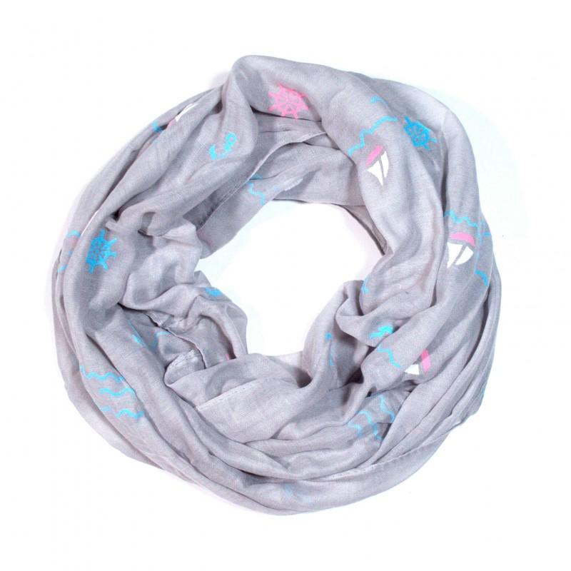 nekonečný šátek roura vzor  (34) (1)