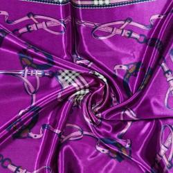 čtvercový saténový šátek na krk (11) (1)