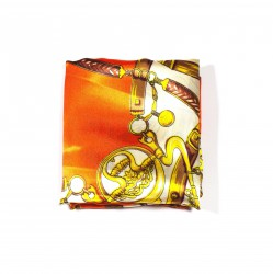 čtvercový saténový šátek na krk (50) (1)