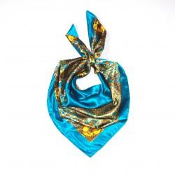 čtvercový saténový šátek na krk (30) (1)