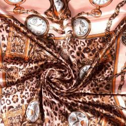 čtvercový saténový šátek na krk (43) (1)